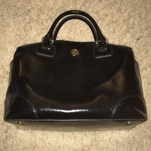 Tory Burch Patent Leather Robinson bag